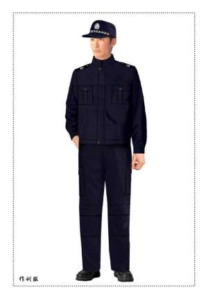 政府执法服装