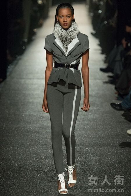 Alexis Mabille 巴黎2015秋冬时装秀