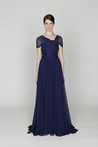 Monique Lhuillier2012早秋女装